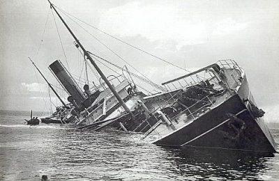 Mendi SS Mendi sinking film