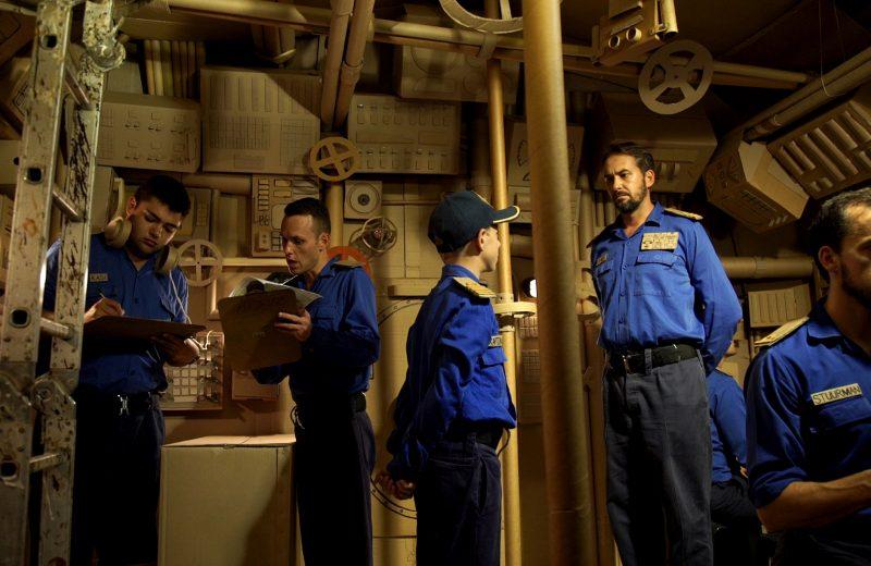 Operasie E.N.G.E.L cardboard submarine short film Film & Video Production
