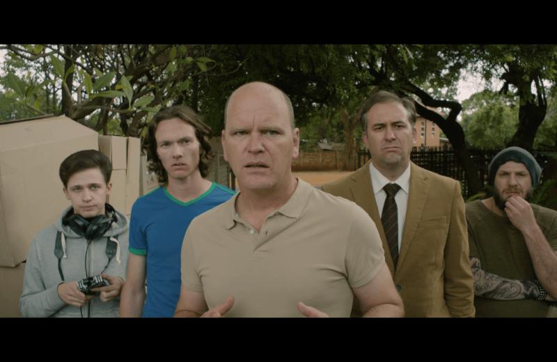 Die Man met die Snor Silwerskerm kortfilm Film & Video Production